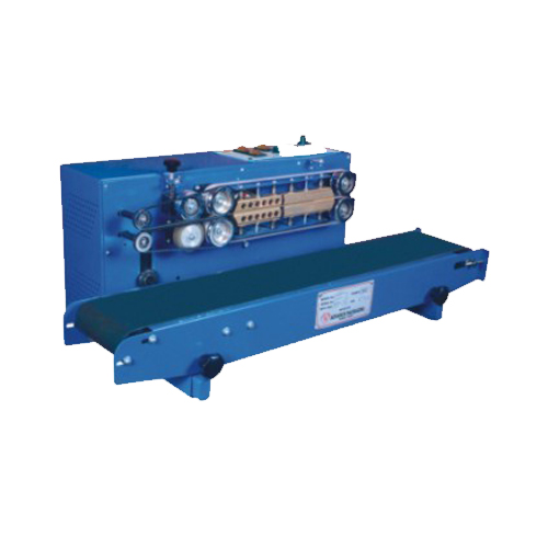 Sealing Machine Specially Designed for Horizontal Feed.
