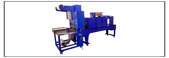 Label Shrinking Machine